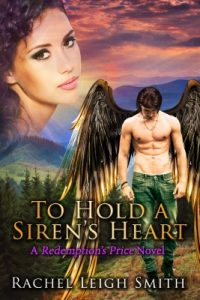 Book Cover: To Hold A Siren's Heart