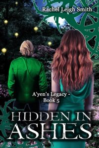 Book Cover: Hidden In Ashes